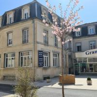 Grand Hôtel Du Nord, hôtel à Vesoul