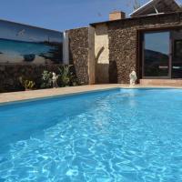 Villa Maravilla con piscina climatizada
