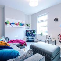 Stunning Refurbished House - Free WIFI - sleeps 5