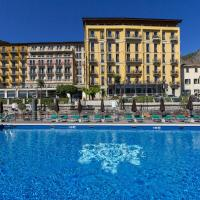 Hotel Britannia Excelsior, hotel in Griante Cadenabbia