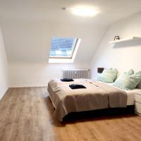 Modernes Apartment zwischen Mannheim & Heidelberg, hotel in Edingen-Neckarhausen