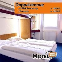Motel 24h Köln, hotel in Frechen