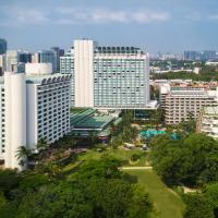 Shangri-La Hotel Singapore (SG Clean, Staycation Approved), hotell i Singapore