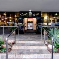 Tower Franca Hotel, hotel em Franca