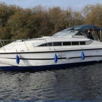 Norfolk Broads Cruiser