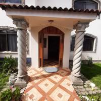 Casa Danadri, hotel em Riobamba
