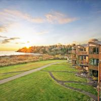 Superior Shores Resort & Conference Center、トゥー・ハーバーズのホテル