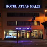 Hotel Atlas Halle, hotel in Halle an der Saale