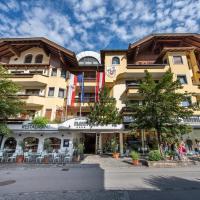 Sporthotel Manni, отель в Майрхофене