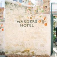Warders Hotel Fremantle Markets, hotel em Fremantle