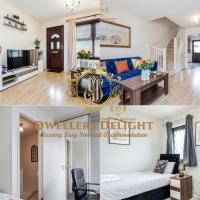 Brand New 2 Bed House ✪ Perfect Location ✪ Greater London ✪ Woodford, hotel in Woodford Green