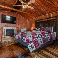 Log Cabin Inn, hotel in Eureka Springs