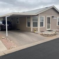 Our Happy Place in Mesa, AZ Lovely 2 BR, 2 Bath home in 55 plus community