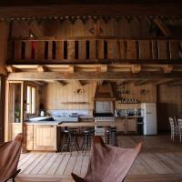 Grand appartement de luxe au sommet du Jura