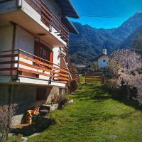 Mon rêve casa con giardino, hotel a Challand Saint Anselme