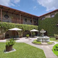 Hotel del Patio, hôtel à Flores
