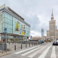 Studio City Center Złota Street by Renters, отель в Варшаве