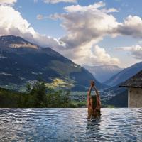 QC Terme Hotel Bagni Vecchi, отель в Бормио