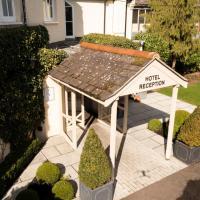 Best Western Ivy Hill Hotel, hotel in Chelmsford