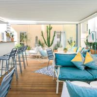 The Deck Hotel by Happyculture, hotel Nizzában
