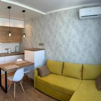 Премиум студия MODERN на Круговой 4В, отель в Краснодаре