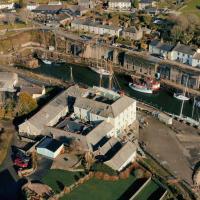 Pier House, hotel in St Austell