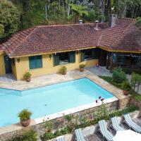 Urikana Boutique Hotel, hotel in Teresópolis