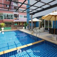 Ao Nang Mountain View Pool Villa