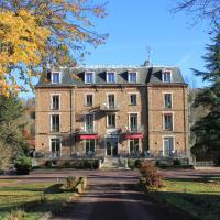 Logis le Manoir de Sauvegrain, hotel in Saint-Lambert