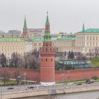 Apartment with Kremlin view