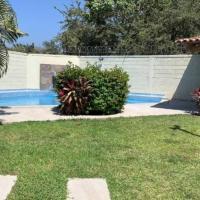 Hermosa y cómoda Casa con alberca en Manzanillo!