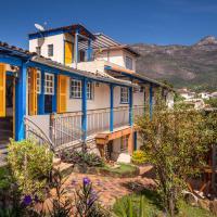 Pousada Jardim dos Elefantes, hotel em Catas Altas