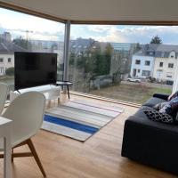 Luxury Penthouse in Kirchberg, Terrace & Parking