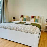 Kirchberg Garden Luxury Flat