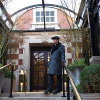 The Bloomsbury Hotel, hotel in Bloomsbury, London