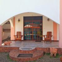 Tranquility House at Pangea Lodge