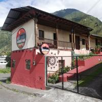 Montano Camping & Hostel, hotel em Baños