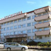 Hotel Bratislava, hotel in Krivoy Rog