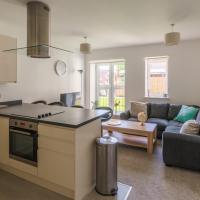 Modern York City Centre Apartment With Free Gated Parking