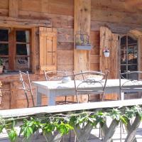 Charmant Mazot, hotel in Saint-Gervais-les-Bains