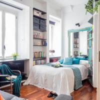 Cozy loft in De Angeli district