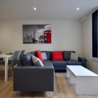 A brand new modern 2-bed apartment in Bedminster