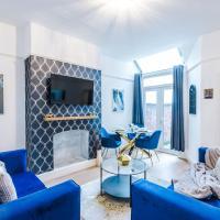 Rest & Recharge in Salford nr MediaCityUK (4 bedrooms, 6 beds, 2 bathrooms, Free Parking)