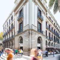 Sonder l DO Plaça Reial, hotel in Ramblas, Barcelona