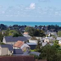 Guest-house vue mer baie de Granville-Jullouville