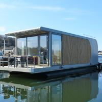 Floating vacationhome Sylt