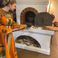 Gostevaya Izba Na Istre, hotel in Istra