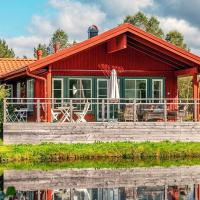 Two-Bedroom Holiday home in Bodafors, hotel in Västrahyn
