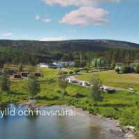 Måvikens Camping, hotell i Måviken
