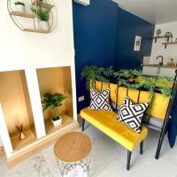 Stylish, cosy studio in Carmarthen town centre